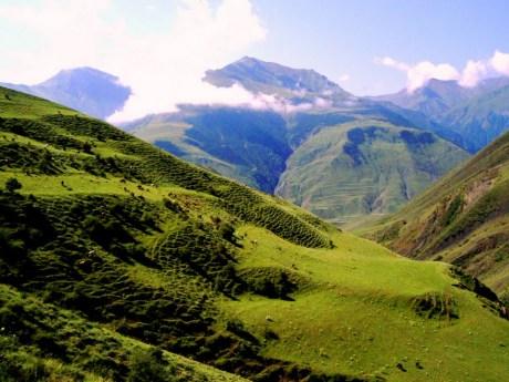фото гор дагестана